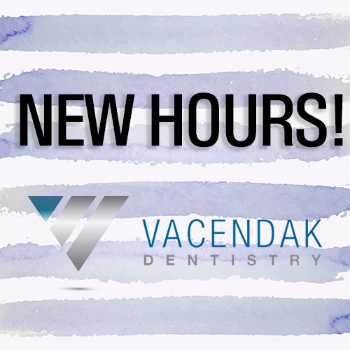 vacendak-new-hours